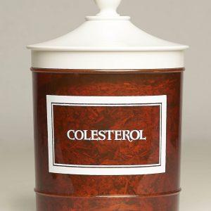Colesterol (Lipidophyton) Pl. Med. Dr. Pina