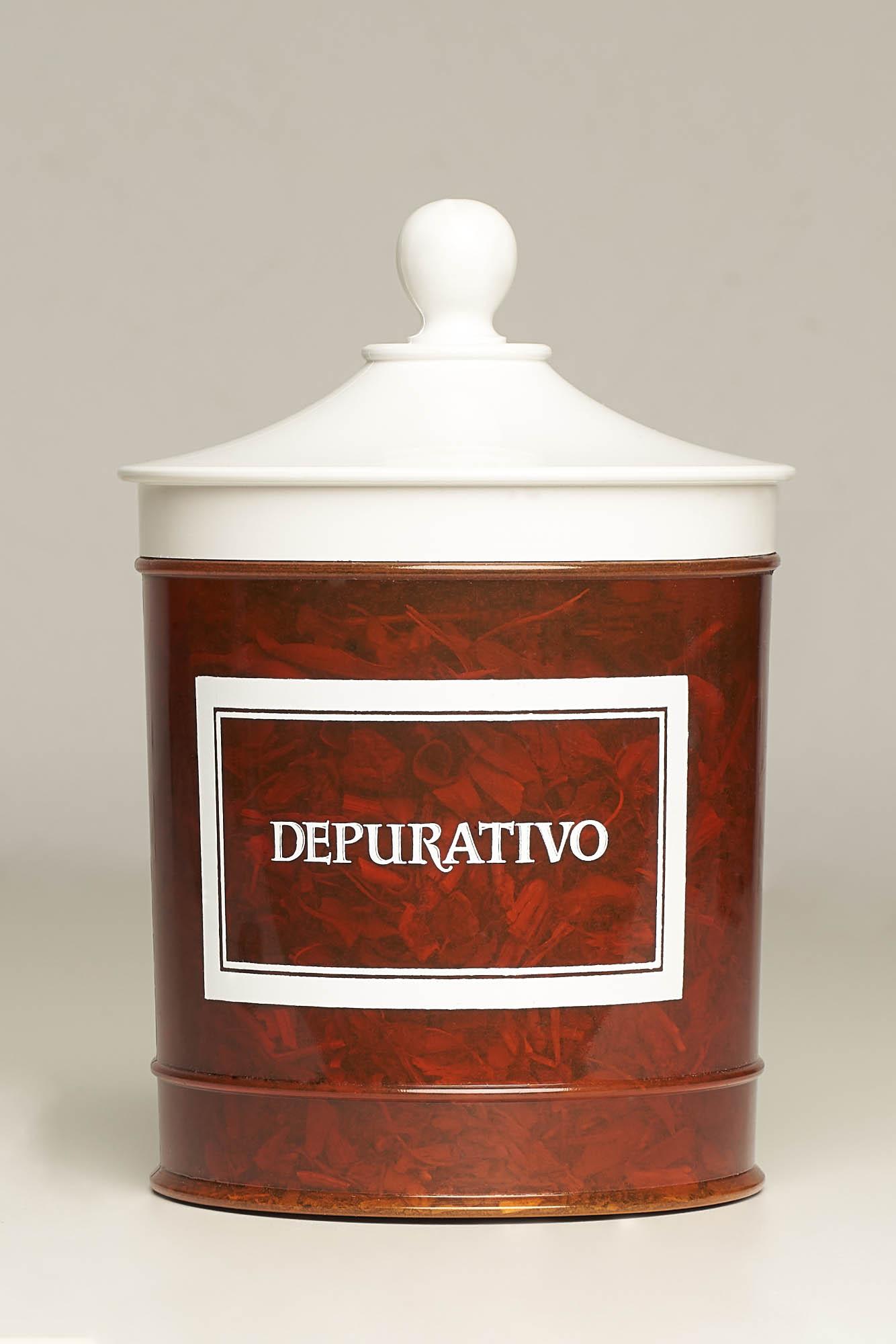 Depurativo (Depurphyton) Pl. Med. Dr. Pinadep