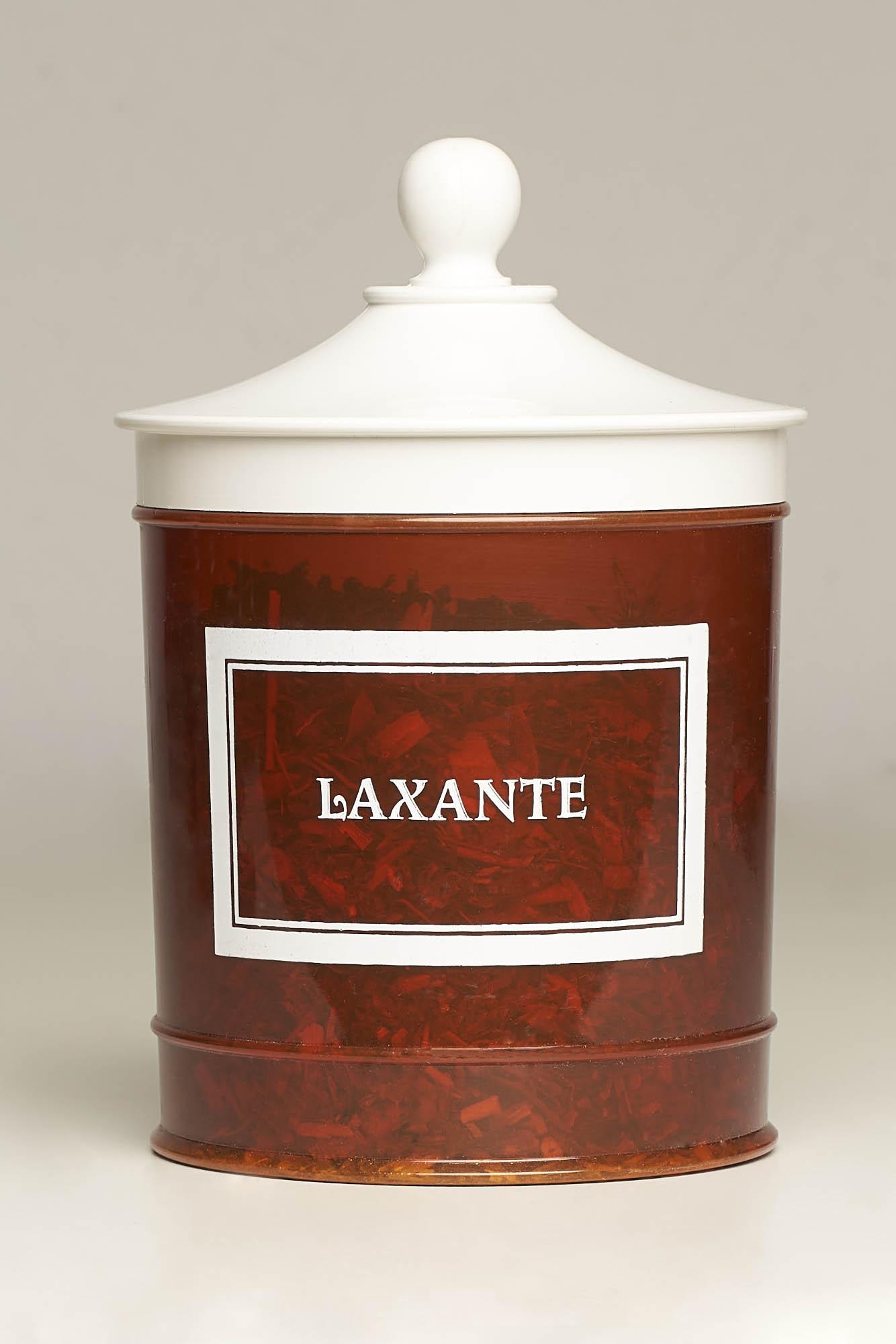 Laxante (Bolusphyton). Pl. Med. Dr. Pina